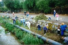 Earth Day Work Day Placerville California Community Pride Volunteers Hangtown Creek