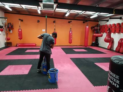 ​Best Fitness Centre Cleaning Company | RGV Janitorial Services, Edinburg Mission McAllen