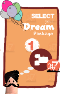 Select low cost book publishing package with one of the top publishers in India - 24by7publishing.com