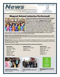 Photo of Feb 2019 Newsletter