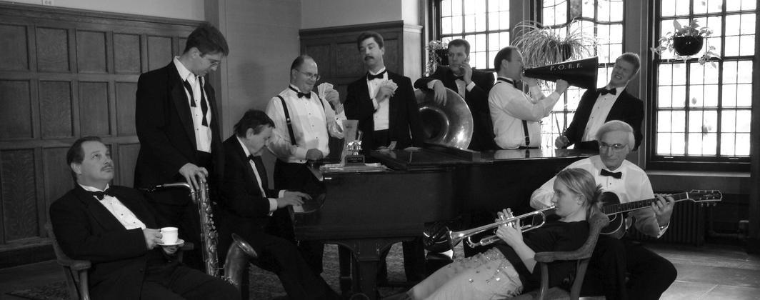 Phil Ogilvie's Rhythm Kings