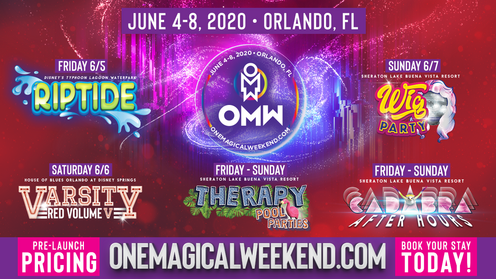 June 04-08, 2020 - One Magical Weekend in Orlando, Florida.