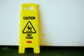 Personal Injury/ Slip and Fall