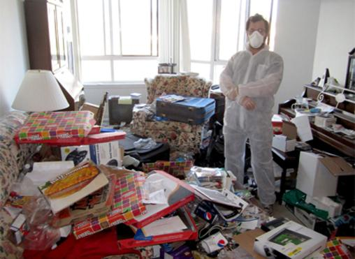 Hoarding Cleaning Services and Cost Las Vegas NV MGM Household Services