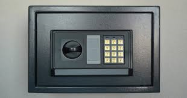 SECURITY SAFE INSTALLATION