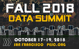PESC FALL 2018 DATA SUMMIT | OCTOBER 17 - 19, 2018 | SAN FRANCISCO | LEADING THE ESTABLISHMENT & ADOPTION OF OPEN DATA STANDARDS ACROSS THE EDUCATION DOMAIN