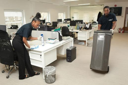 Professional Daily Office Cleaning Services in Las Vegas NV MGM Household Services