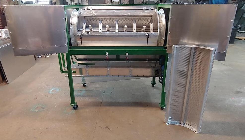 Thomsonindustriesinc com - Pecan Processing Equipment