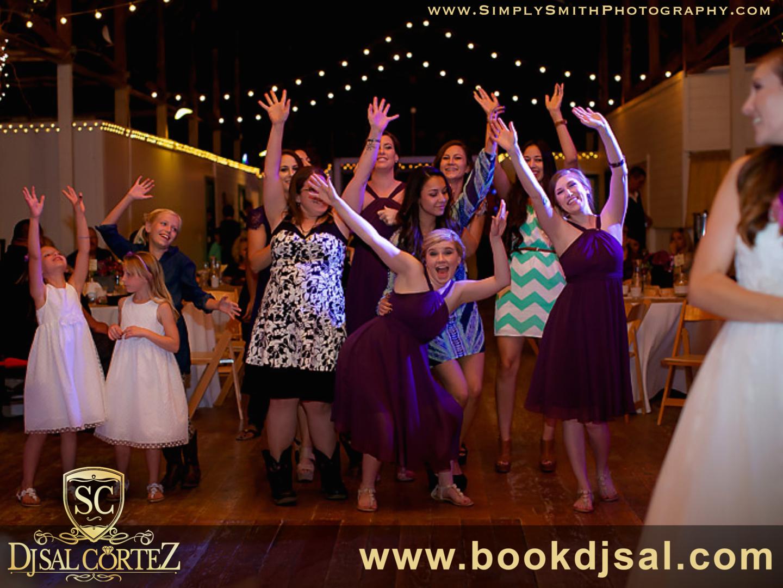 wedding dj services coordinating dj sal cortez fresno ca