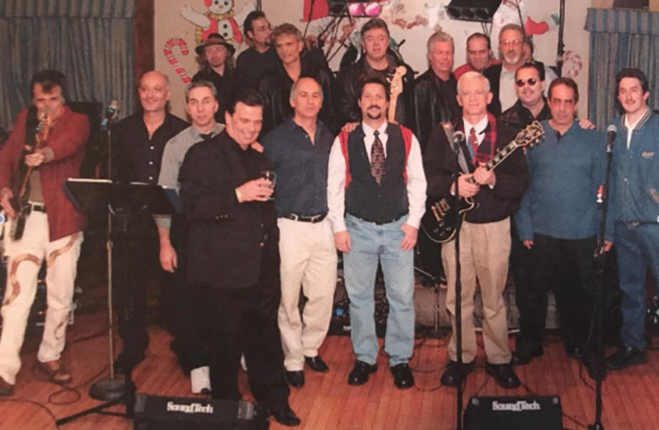 BAY ROCKER'S MUSIC REUNION PARTY- N.Y.