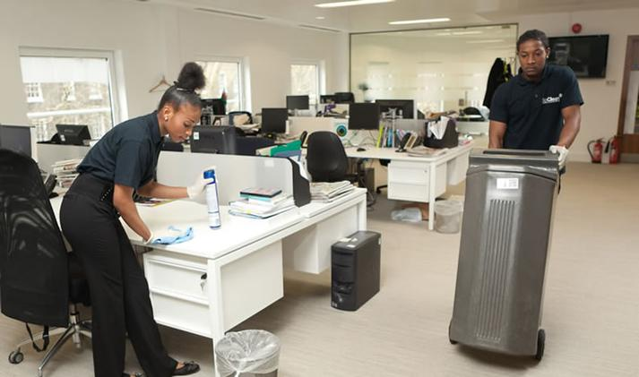 Professional Daily Office Cleaning Services in Edinburg Mission McAllen TX | RGV Janitorial Services