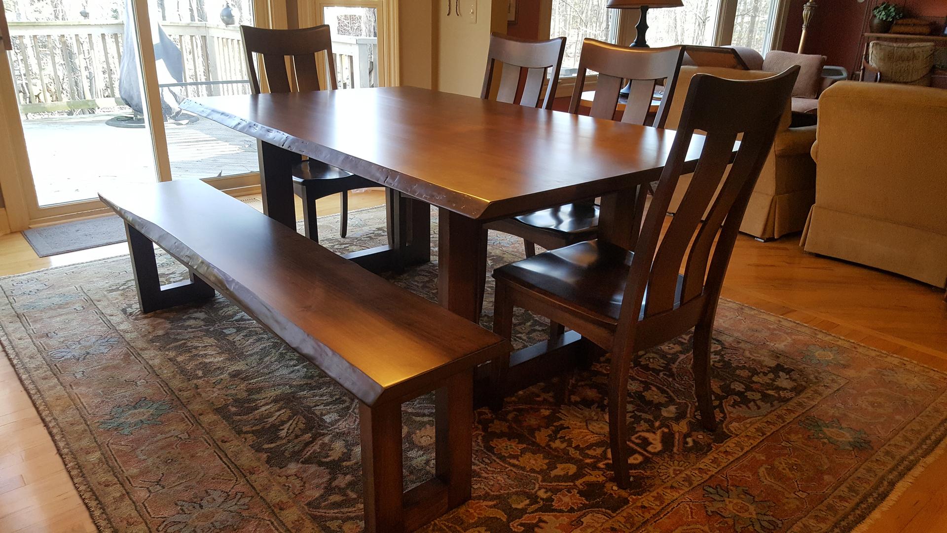 Surprising Only Amish Handcrafted Hardwood Furniture Chelsea Mi Home Interior And Landscaping Oversignezvosmurscom