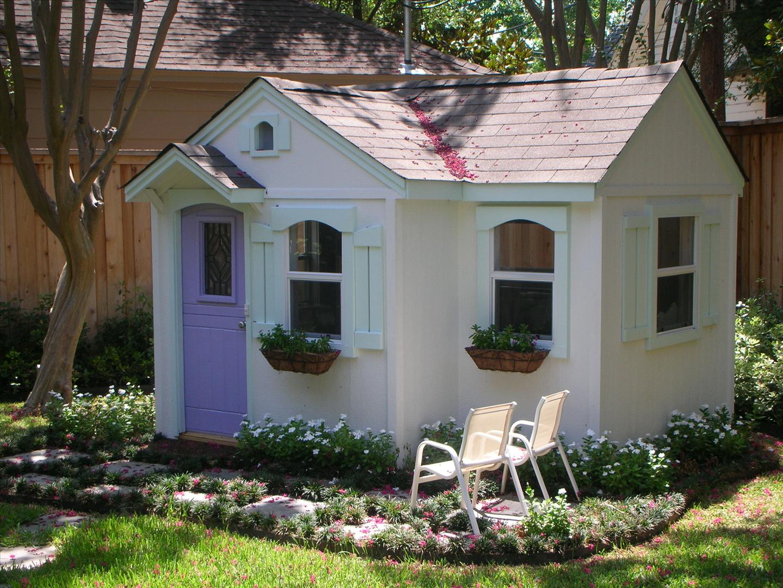 backyard mansions playhouses