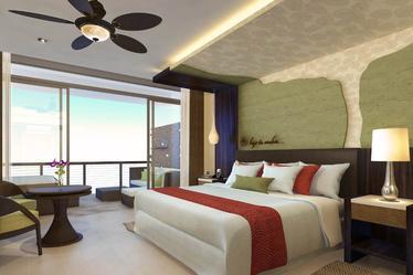 Dreams Las Mareas Room