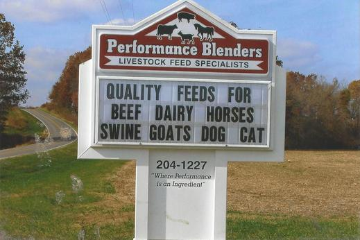 Performance Blenders - Southeast Missouri Feed Dealer