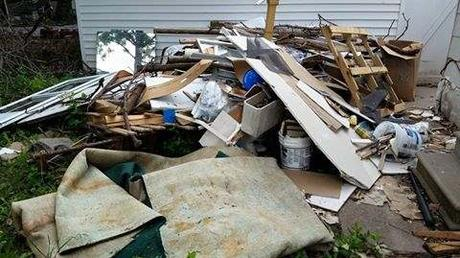 Construction Debris Removal Alamo Debris Haul Away Debris Removal In