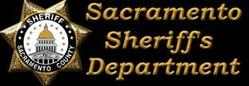 sacramento sheriff's department website logo and link