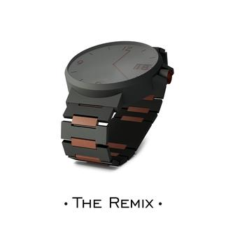 The Watch Collection Remix By Kaj Ransvi for the people with style and attitude! For those that respect and make time for the great things in life, now there's a timepiece to mark the moment. The Remix Collection with a modern, contemporary and even a futuristic twist. Style and attitude reimagined, choose the statement you want to make. Size 42 mm, Solid 316 Stainless steel, Anti-reflectiv Mineral glass, Japan TMI VJ52B Quartz movement, waterproof 10 ATM.