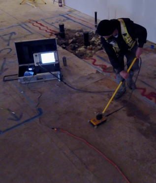 Vancouver S Competitive Concrete Gpr Scanning X Ray And