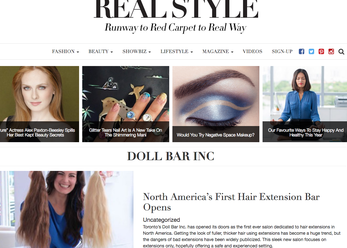 doll bar inc, hair extensions toronto, hair extensions, dollbar