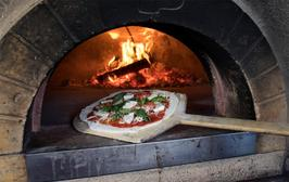 Wood Fired Pizza Wedding Catering