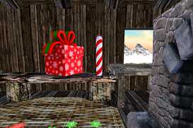 Christmas Fun 3d Game