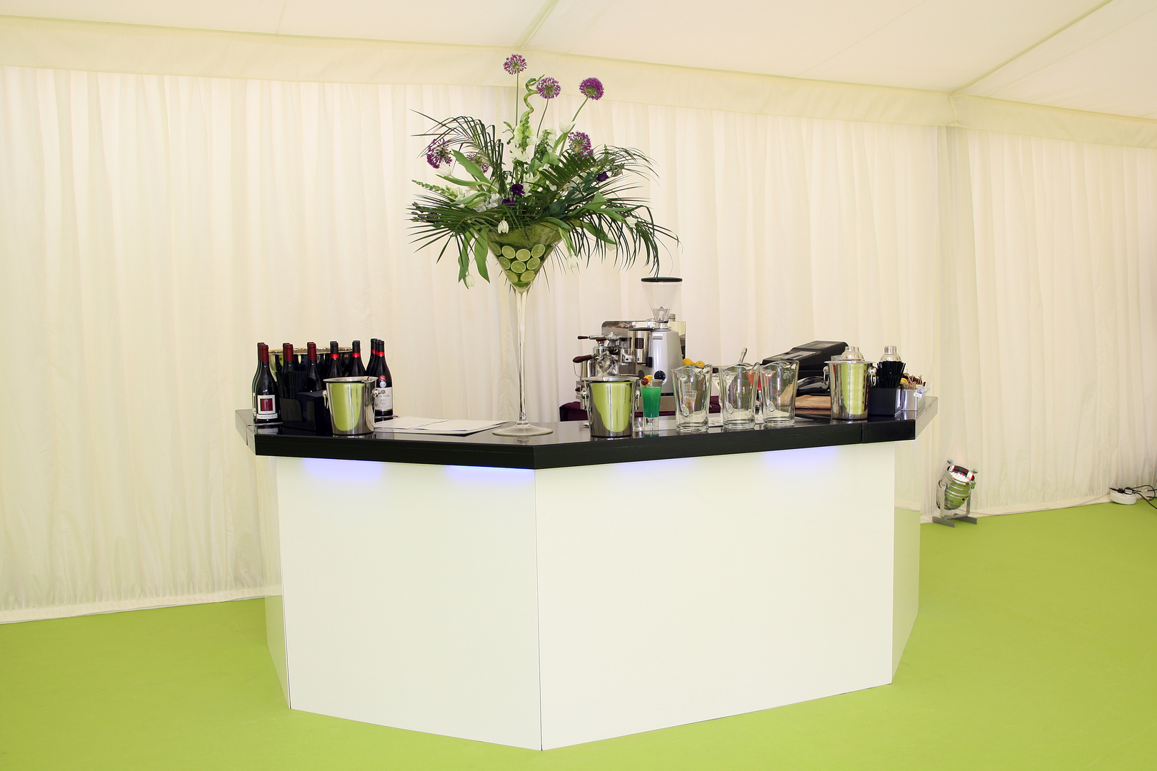 Event equipment to hire for weddings, parties, corporate events ...