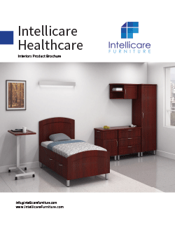 Healthcare Interiors, by Intellicare