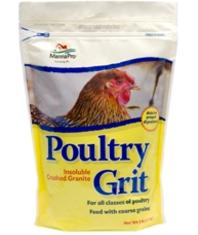 Manna Pro Poultry Grit to help digest food