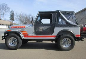 1984 Jeep Renegade
