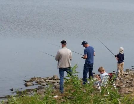 Fishing With Ottawa Police Association