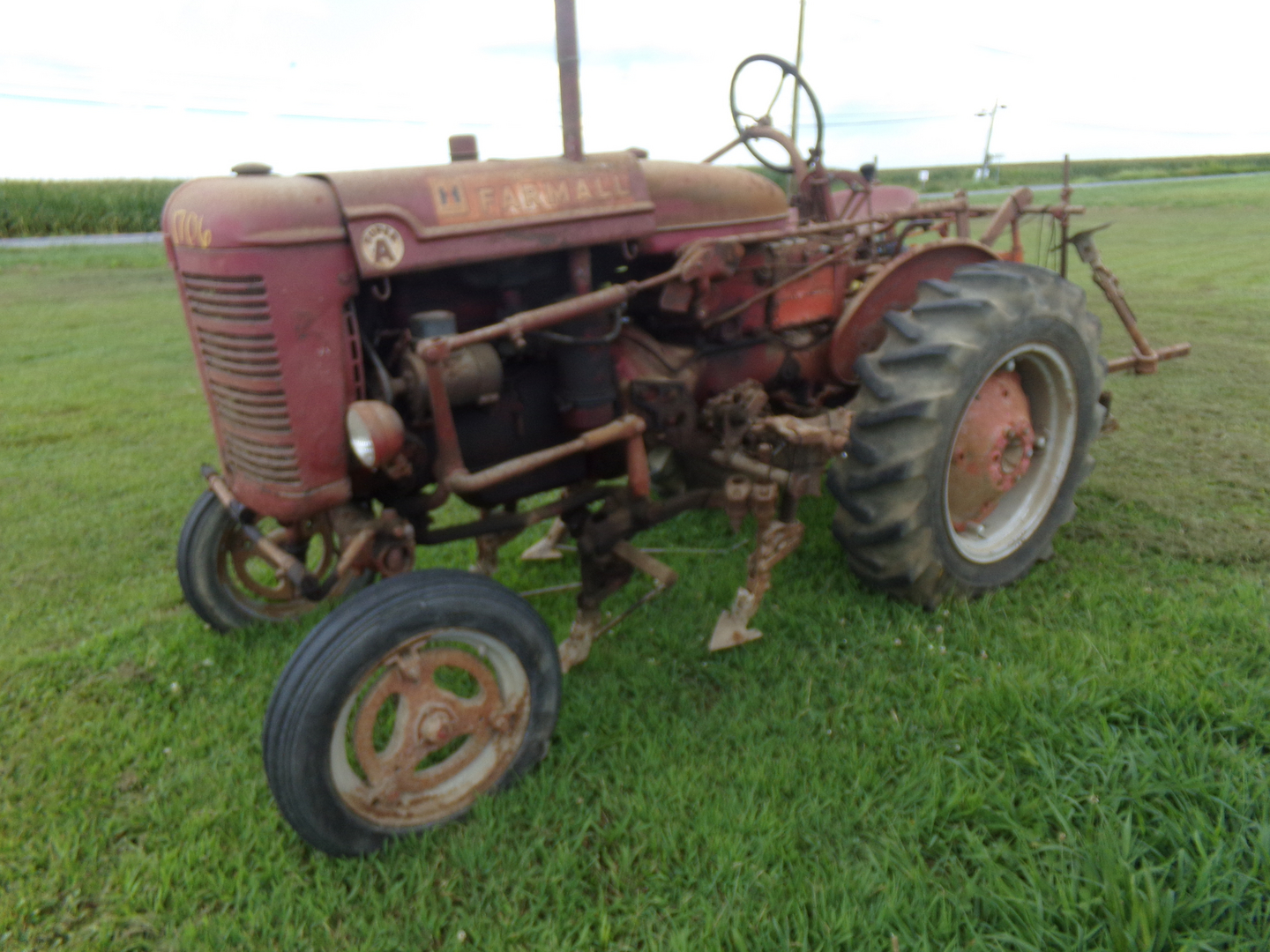 YARD AUCTION AUGUST 25 2019