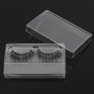 clear eyelash tray