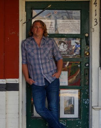 William Clark Green, Cornstock