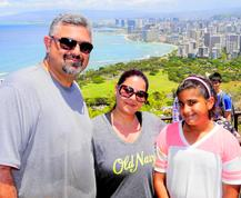 Bike Tour Hawaii, Diamond Head
