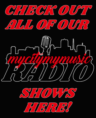 mycitymymusic radio shows