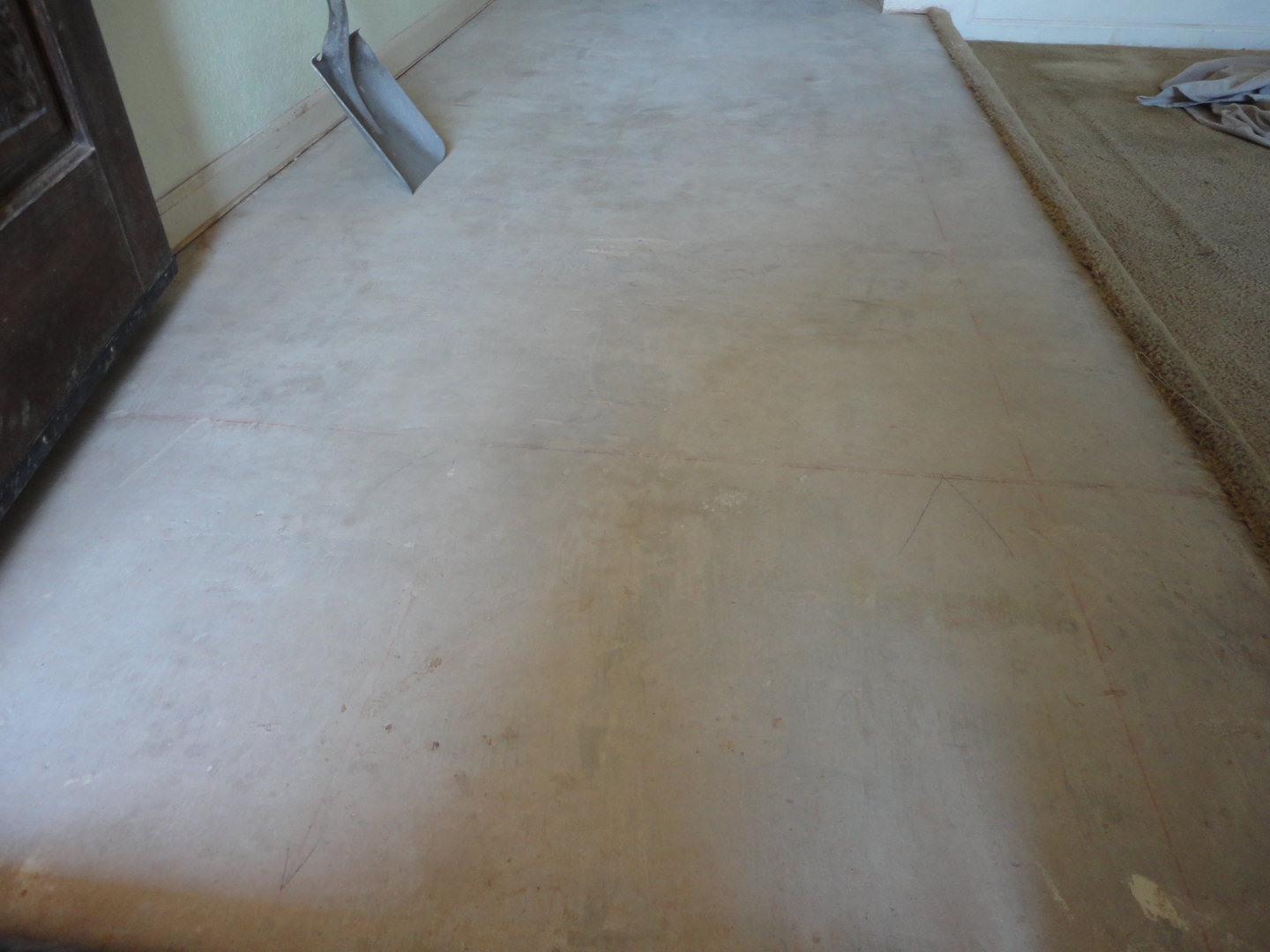 Ceramic Tile Removal - How to protect ceramic tile floors