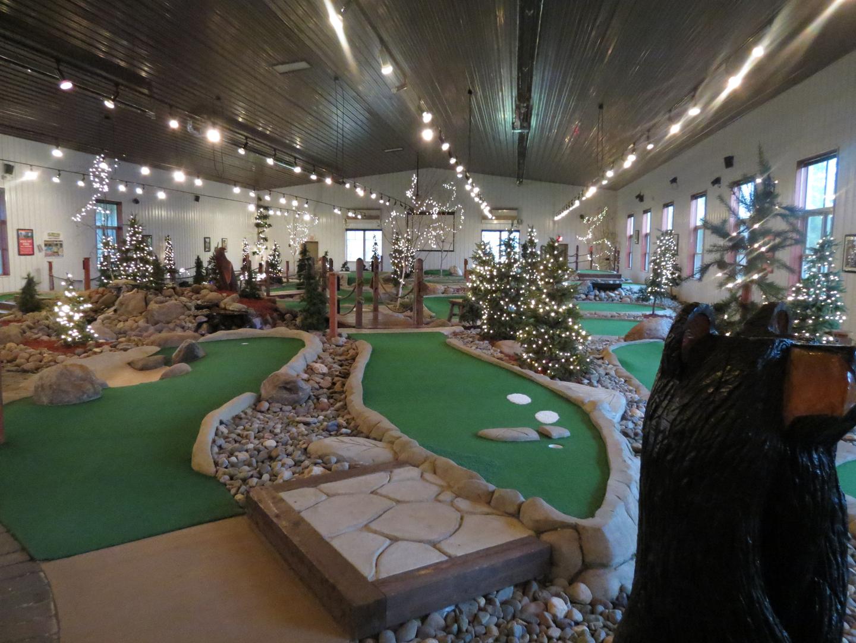 Golf Zone Year Round All Weather Driving Range & Golf Center