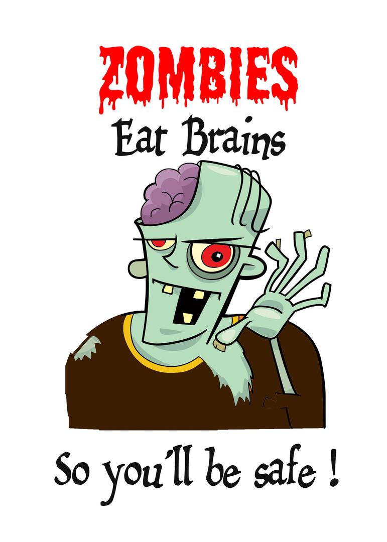 Birthday humour zombiehappy birthday kristyandbryce Choice Image