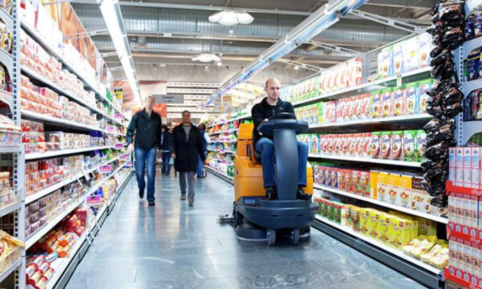 Professional Grocery Store Cleaning Services in Edinburg Mission McAllen Texas | RGV Janitorial Services
