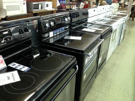 flat top ceramic stoves