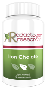 Adaptogen Research, Iron Chelate