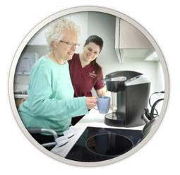 Occupational Therapists working with the elderly