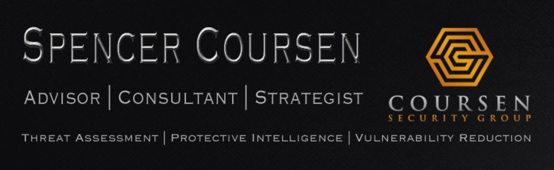 Spencer Coursen | NYC | ATX | DC | Coursen Security Group