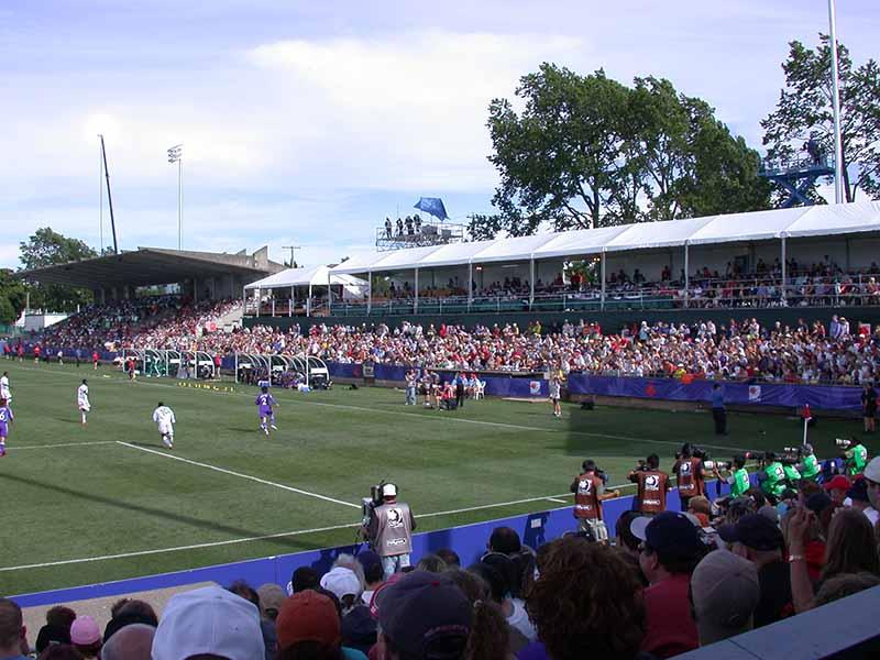 Resultado de imagen de royal athletic park world cup 2007