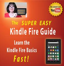 Super Easy Kindle Guide