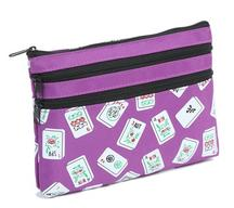 PURPLE W/MULTI COLOR TILES $12.00