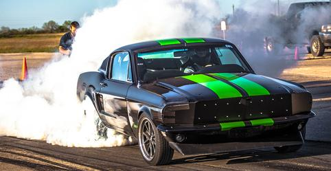 Zombie 222 Electric Muscle Car By Bloodshed Motors