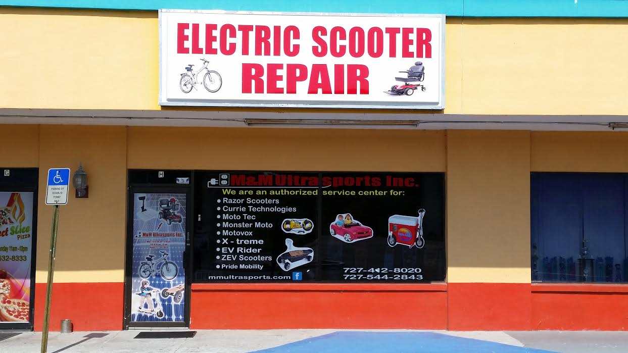Electric Scooter And Bicycles, Electric Mobility Scooters - M&m ...