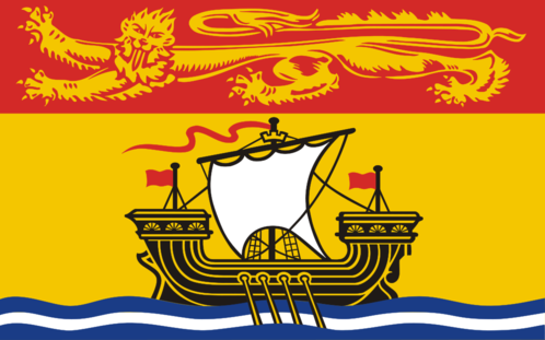 New Brunswick Flag - ICON SAFETY CONSULTING INC.
